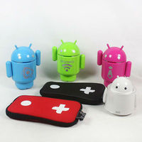 2016 Fashion Style Neoprene holder mobile phone for Galaxy s2/Iphone,Pen bag, cosmetic bag