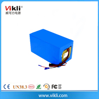 36V Golf cart battery packs 60Ah can be customized