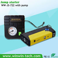 Air pump colorful emergency power supplier