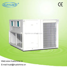 10 Ton commercial rooftop air conditioner with fresh air