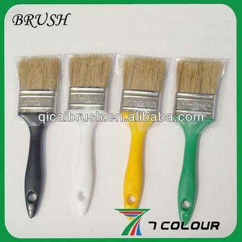 Multicolor cheap industrial paint brush,paint brush machine
