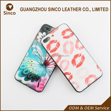 Guangzhou supplier 3d sublimation mobile phone case printing