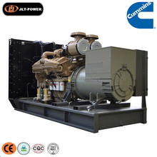 Open frame 100kva diesel generator with ats controller price