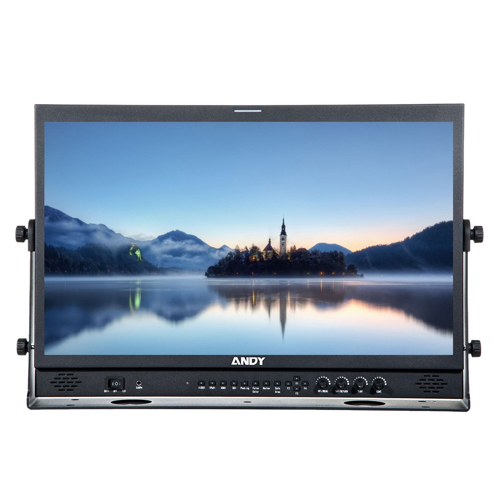 Big size LCD Monitor, 15.6inch HD Monitor, SDI, HD Monitor, 16:9 waveform Monitor ,1920*1080 monitors