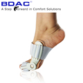 Hard plastic foot support orthotic toe bunion splint hallux valgus splint