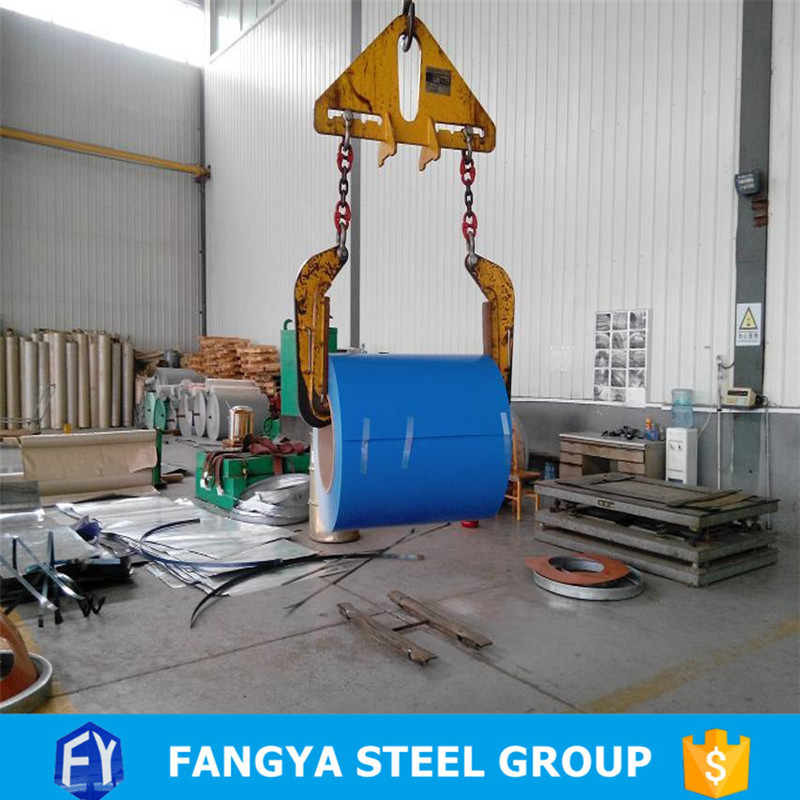 FACO Steel Group enamel coated steel coil color corrugated steel roofing sheet