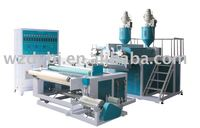 Double layers Co-extrusion Stretch Plastic Film Machine/Stretch Film production line/Stretch film extruder machine