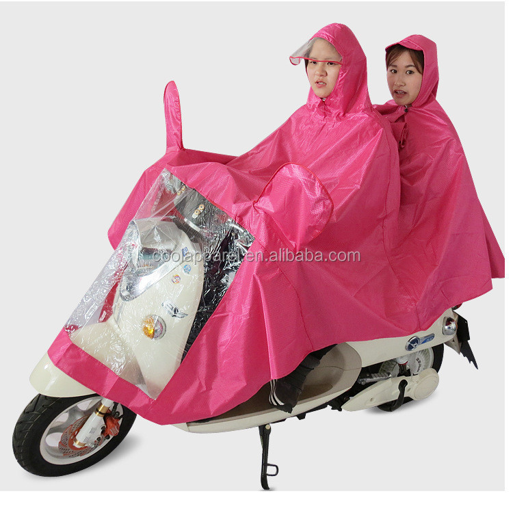 low price heavy rain raincoat for bike raincoat for motorcycle riders