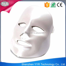 YYR Newest led light therapy facial acne mask
