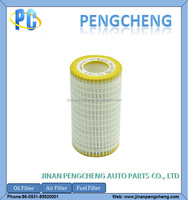 A0001802609 E11H02D155 Car Engine Paper Oil Filter