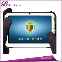 2016 new waterproof tablet pc IP67 rugged tablet 4G LTE wifi gps android Outdoor Rugged Tablet with Fingerprint reader