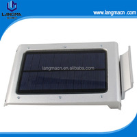 High quality Outdoor IP65 2.5w led solar garden lighting solar panel light