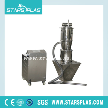 China manufacturer powder vacuum hopper loader feeder