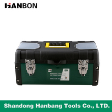 Professional Portable Plastic Iron Toolbox