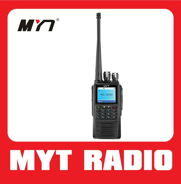 CE certification Secure communication wireless digital audio receiver with dual modes(analog&digital)MYT-DP208
