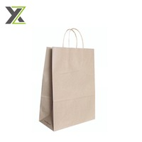 Electric shaver kraft paper shopping bags