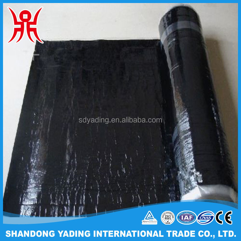 Cheap self-adhesive bitumen waterproof membrane/Sheet manufactures