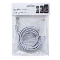 lightning to hdmi cable for iphone 5 5s 6 6s