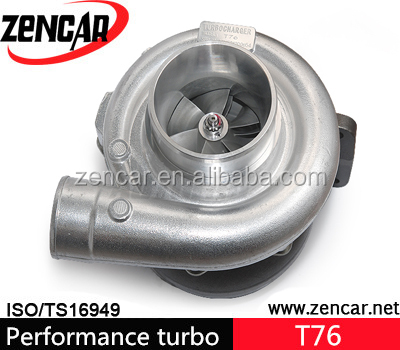Performance T76 Water Cooled turbocharger turbo AR96 80