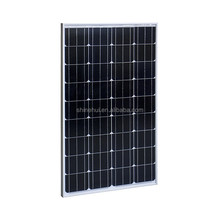 Price of high efficiency 50w 100w monocrystalline solar panel in dubai