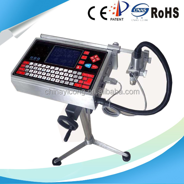 Food And Beverage Touch Screen Ink Jet Date Printing Machine