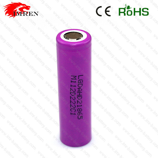 High standard LG 18650 battery 2000MAH ICR18650HD2 lithium battery LG 18650 2000MAH 25A Li-ion Rechargeable battery