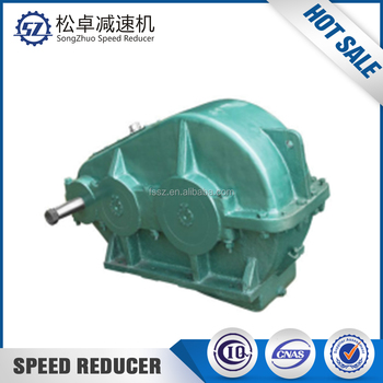 High torque speed reducer for hoisting elevator