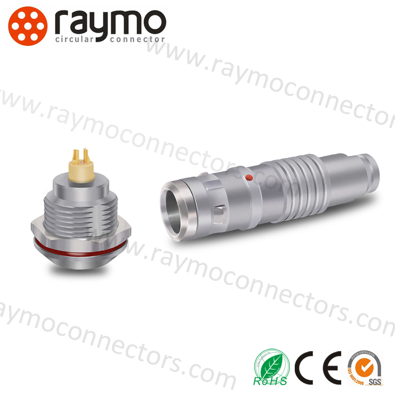 FGG EGG 6pin waterproof outdoor cable connector
