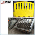 road barrier blow mould