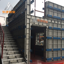 China cheap aluminium formwork for construction aluminum template/building formwork materials