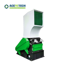 Plastic grinder machine plastic recycling machine for cutting film bags raffias