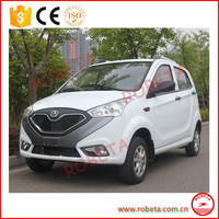 sedan design Energy Saving 4 Wheels electric car motor 20kw for Passenager Made in China