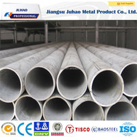 X12CrMnNiN17-7-5stainless steel seamless pipe/welded steel pipe for various use