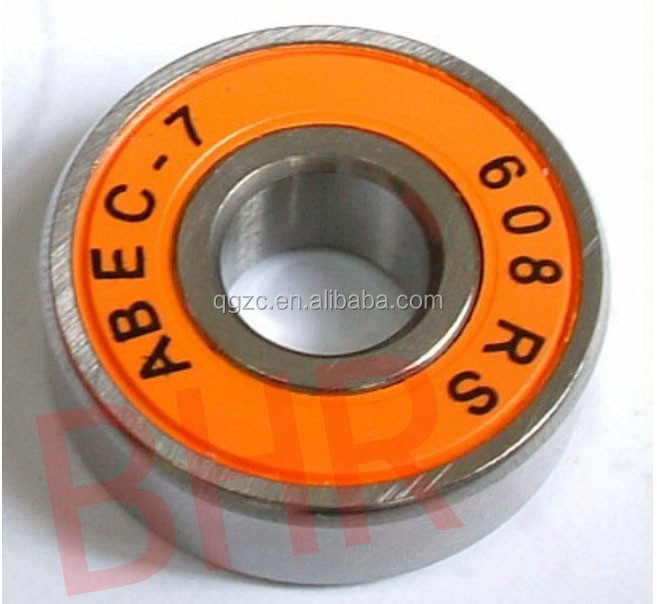 ABEC 7 & 9 &11 & High Speed 608zz Bearing Skateboard Bearing 8*22*7mm Skate Bearing 608RS