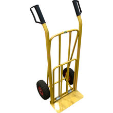 Good quality two wheel folding hand trolley truck for agriculture