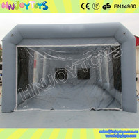 China Leading Inflatable Spray Booth,Cheap Painting Booth,Mobile Coat Booth