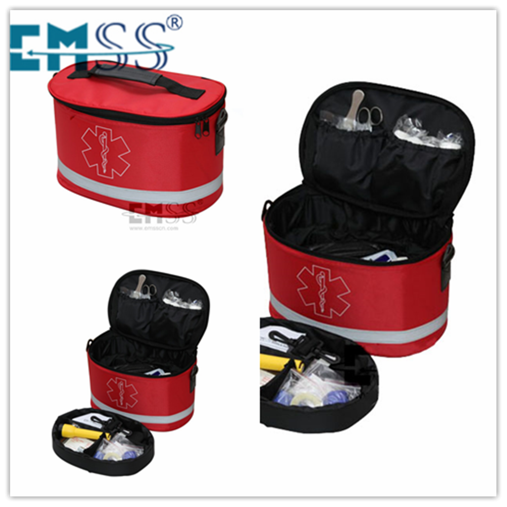 OEM factory hot sale private label emergency survival first aid kit Travel First Aid Kit