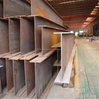 welding fabrication large steel structure weld h beam