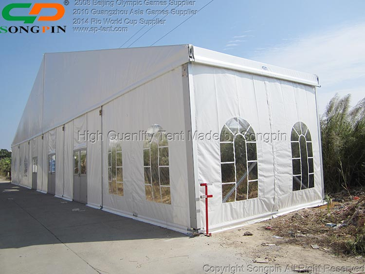 30x60m Big shelter marquee tent for church events party