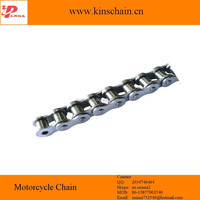 Chinese factory nature color 520 motorcycle chain accessories supplier