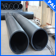Dia 110mm Anti-corrosive pehd pipe with short delivery time