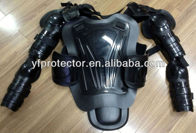 police Equipment Anti Riot Upper body Armour