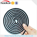 Easy to use self adhesive silicon fin weather strip
