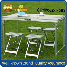 Low Price Camping Folding Table And Chairs Set