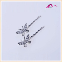 Cute Metal Butterfly Hairpins Decorative Hair Clips For Girls Party Accessories