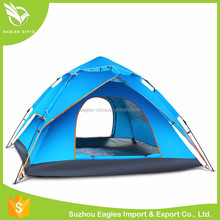 Fashion Design 3 Persons Luxury Family Camping Tent