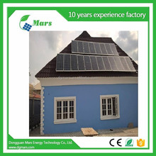 1kw,3kw,5kw,10kw,20kw,50kw power off grid solar home system with CE