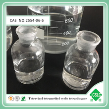 Organic silicon research chemicals manufacturers 99.9% purity Methyl vinyl siloxane ring