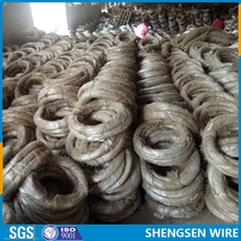 galvanized banding wire/black wire/annealed wire made in China