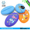 Promotional gift cartoon 3D silicone key case